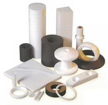 Various Machined PTFE Parts